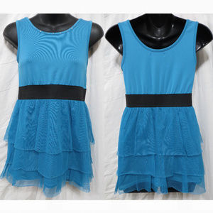 Route 66 dress Large 10 1/2 - 12 1/2 tulle skirt